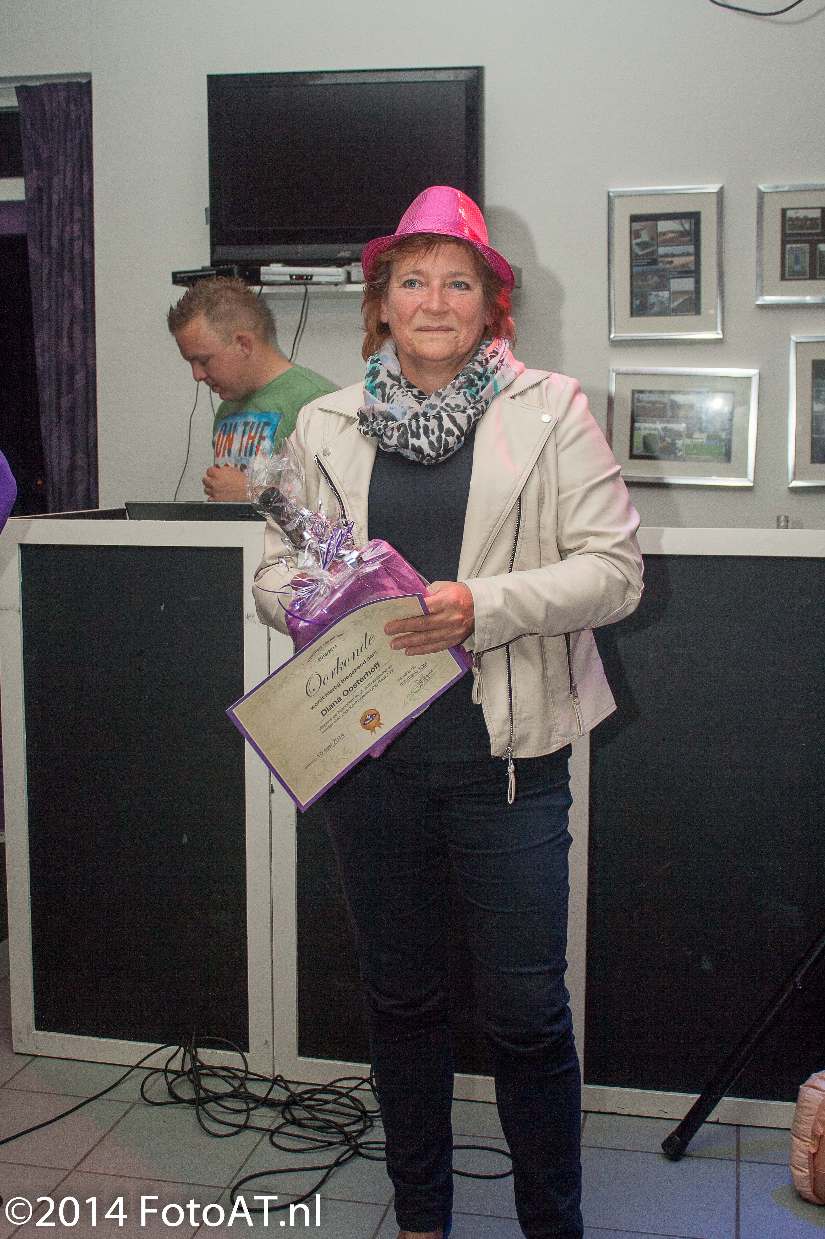 Foto's vrijwilligersavond 2014