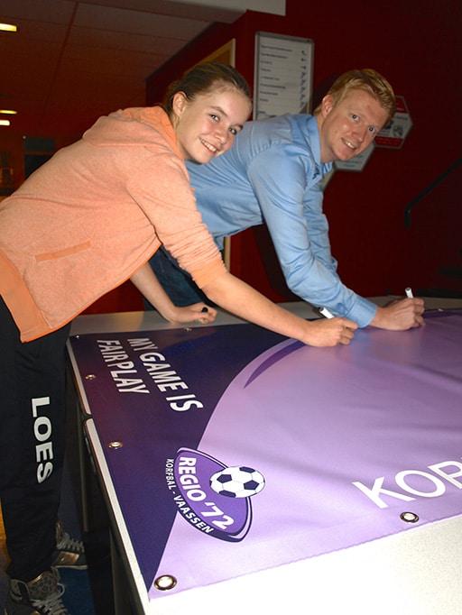 Regio'72 tekent voor FairPlay