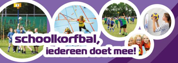 Rabobank schoolkorfbaltoernooi 2017