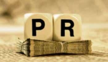 Wijziging uitvoering PR en communicatie