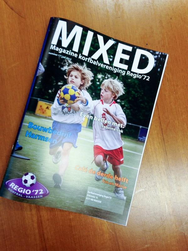 Mixed Magazine 17