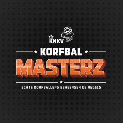 Word ook Korfbalmaster!