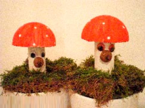 paddenstoelpotje