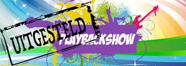 Playbackshow uitgesteld