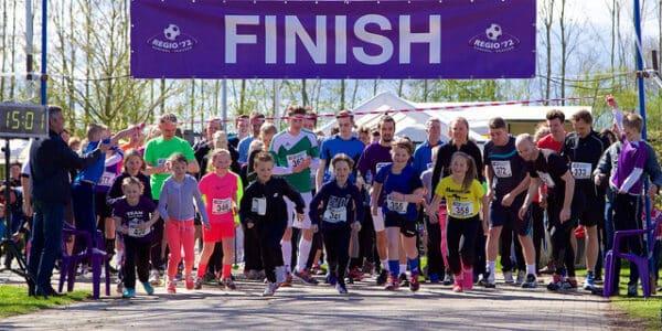Voorbereiding Regio Run en Walk in volle gang