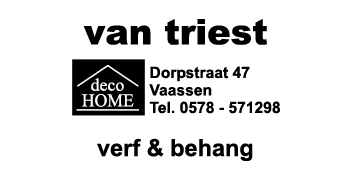 Van Triest verf & behang