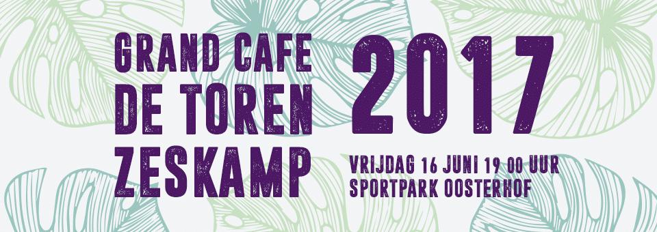 Grand Café de Toren Zeskamp 2017